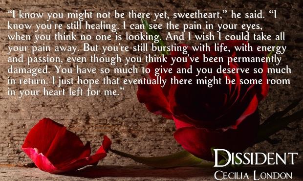 dissident teaser jack love